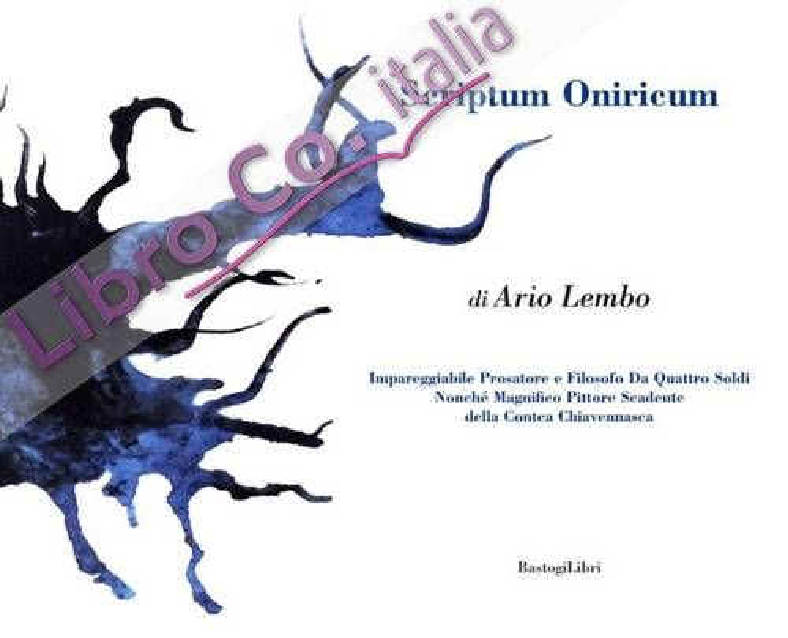 Scriptum oniricum