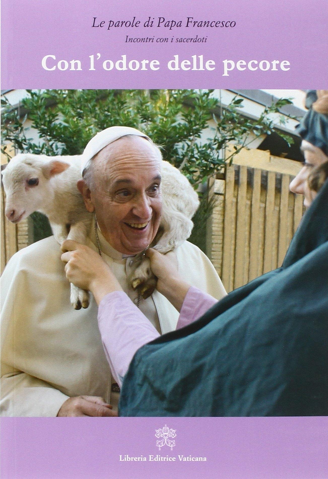 Con l'odore delle pecore. Incontri con i sacerdoti