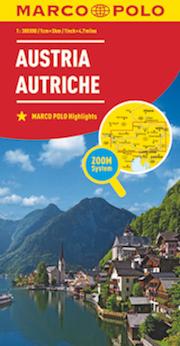 Austria 1:300.000