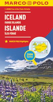 Islanda 1:750.000.