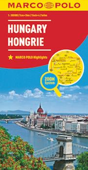 Ungheria 1:300.000.