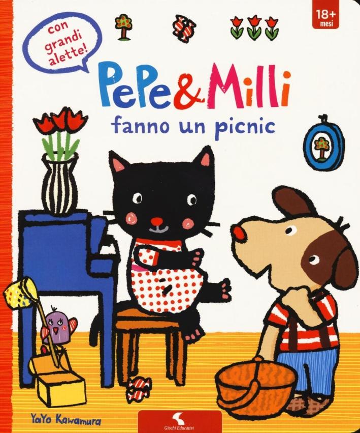 Pepe & Milli fanno un picnic. Ediz. illustrata