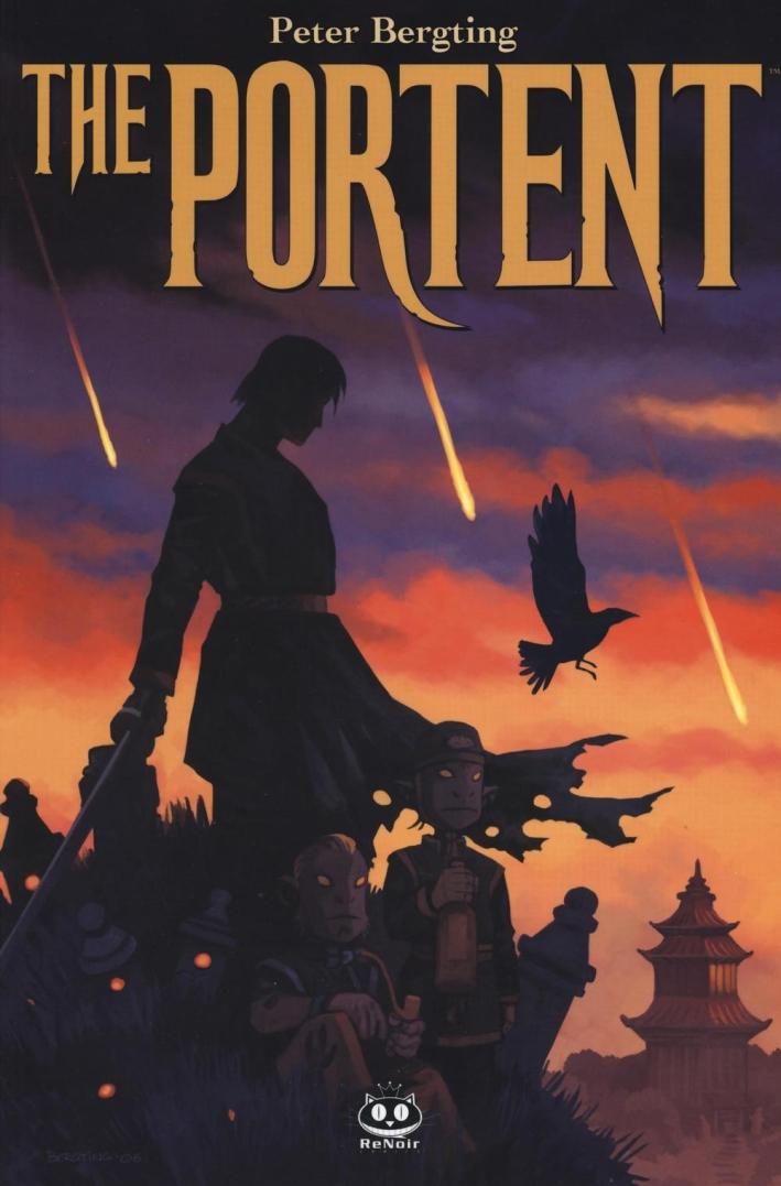 The portent.