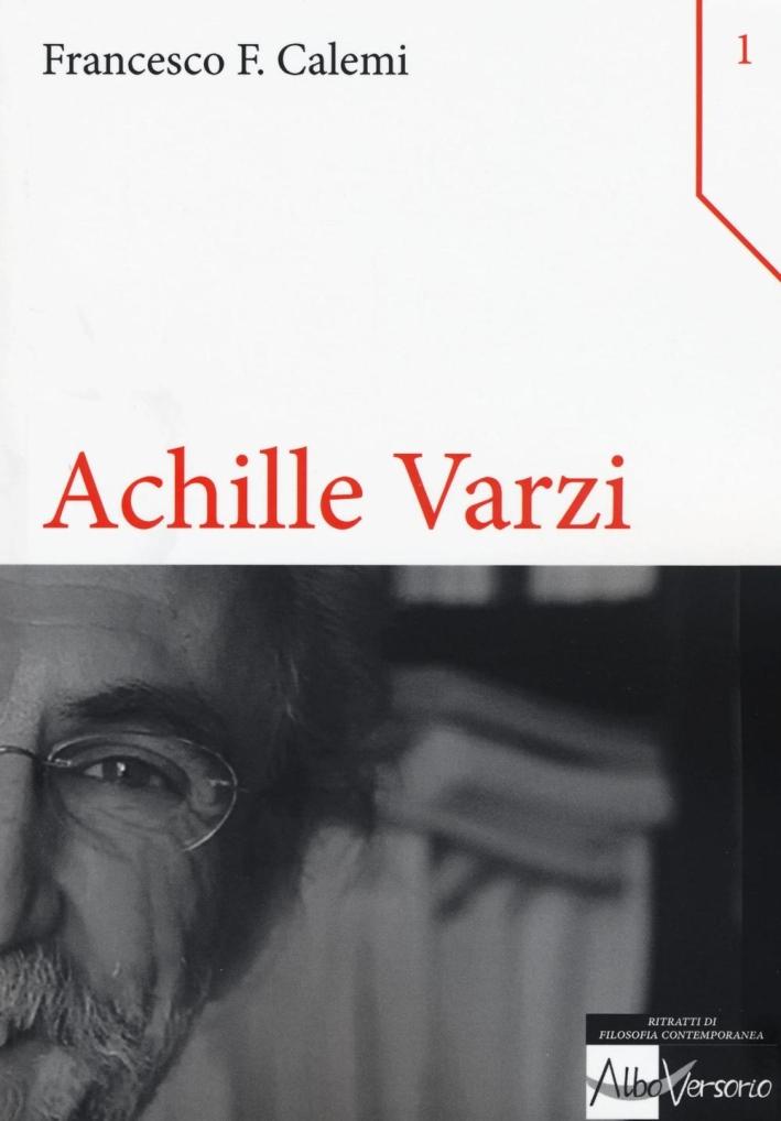 Achille Varzi. Logica, semantica, metafisica.