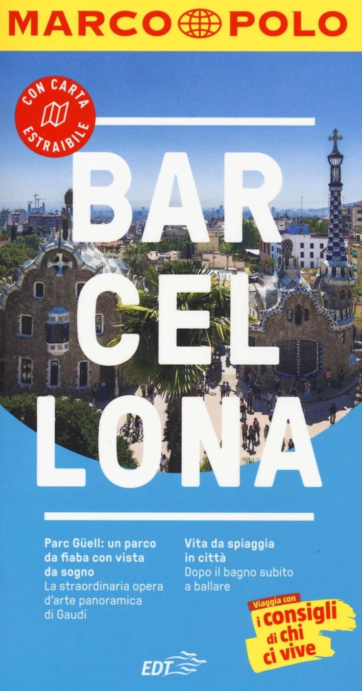 Barcellona. Con atlante stradale.