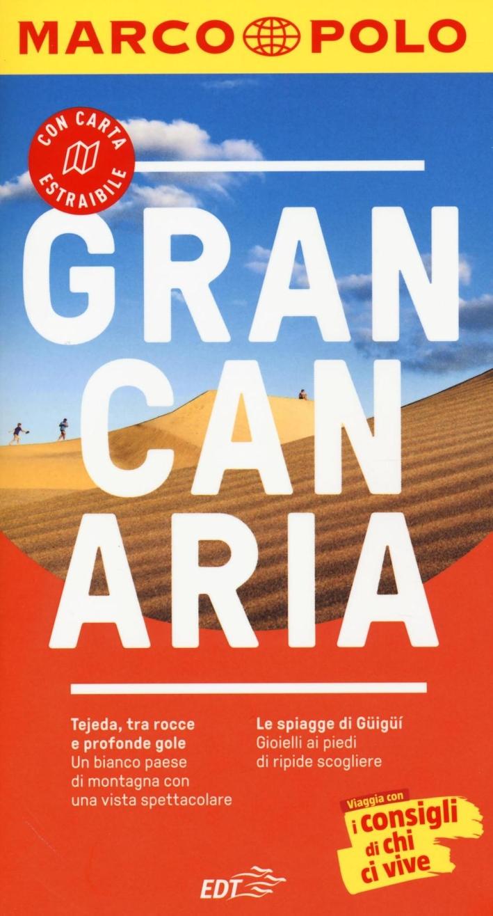 Gran Canaria. Con atlante stradale.