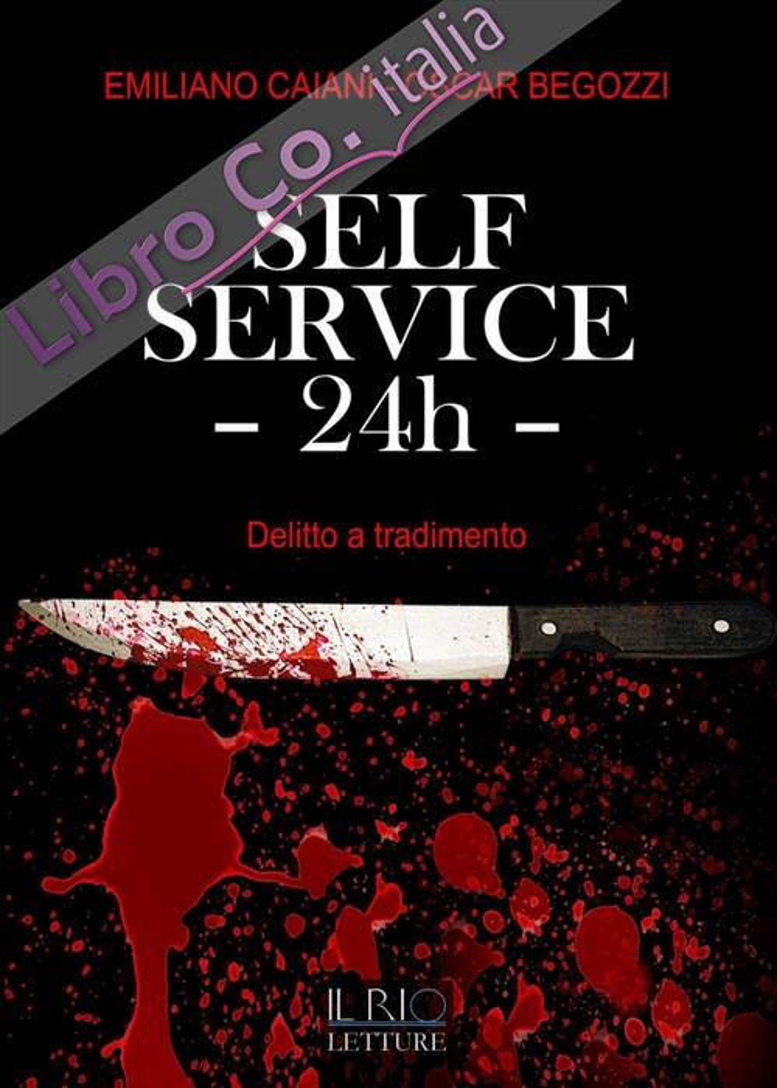Self service 24h.