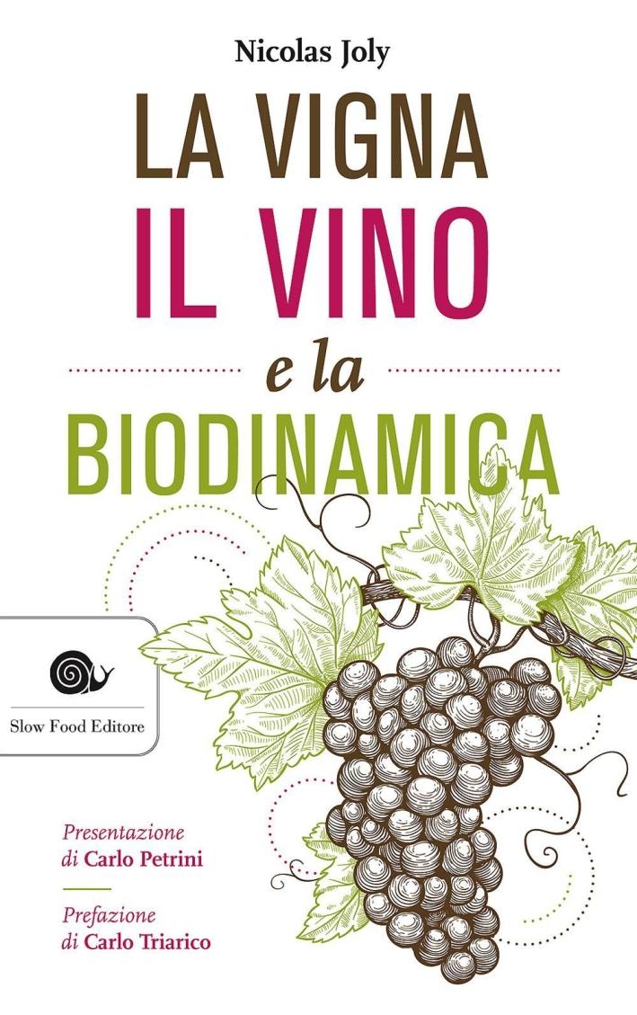 La vigna, il vino e la biodinamica.