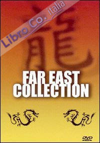 Far East Collection BOX 4 DVD.