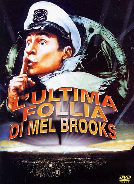 L'Ultima Follia di Mel Brooks. DVD.