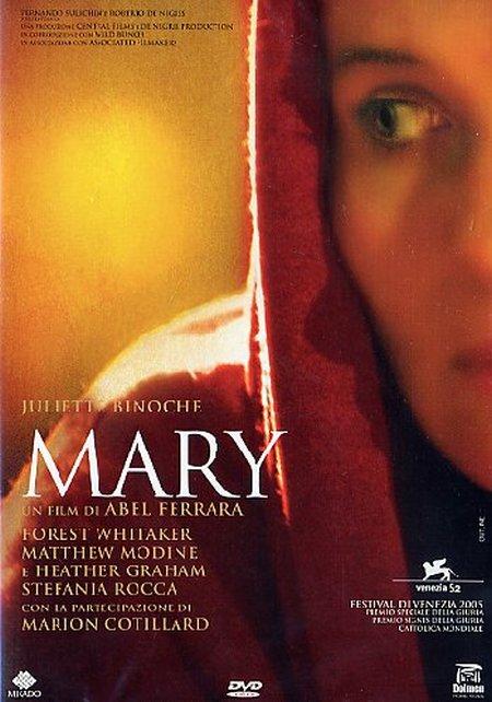 Mary. Dvd.