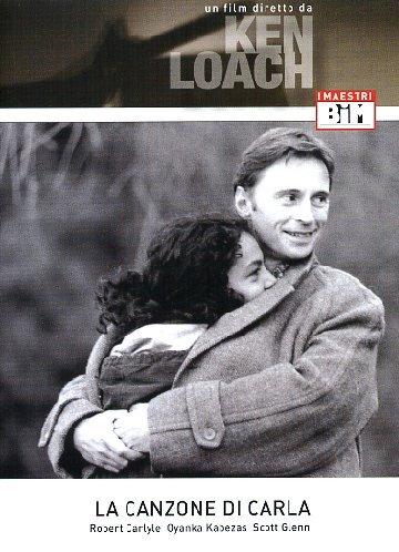 La Canzone di Carla. DVD.