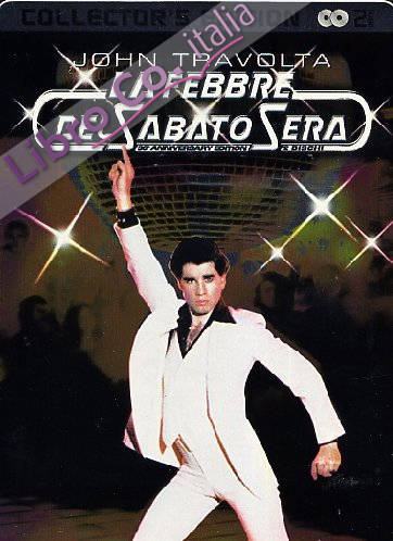 La Febbre Del Sabato Sera (Steel Book) (2 Dvd).