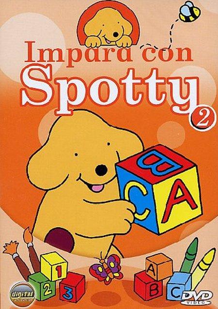 Impara con Spotty. Vol.2 - DVD.