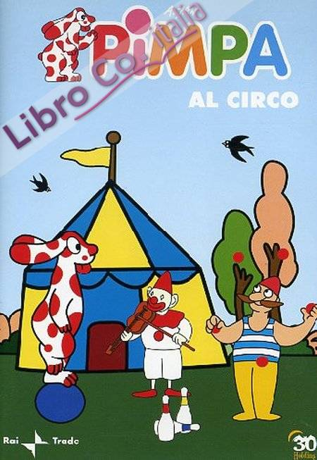 Pimpa al Circo. DVD.