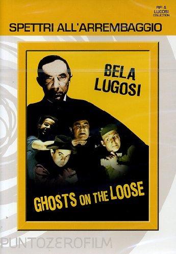 Spettri all'Arrembaggio. DVD