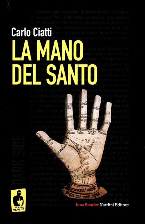 La mano del santo.