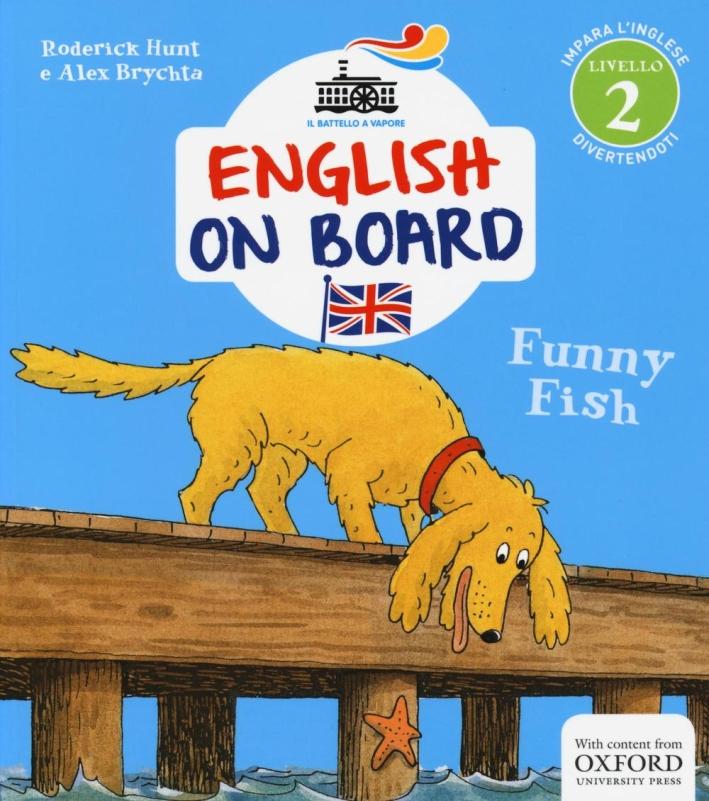Funny fish. English on board. Vol. 4.