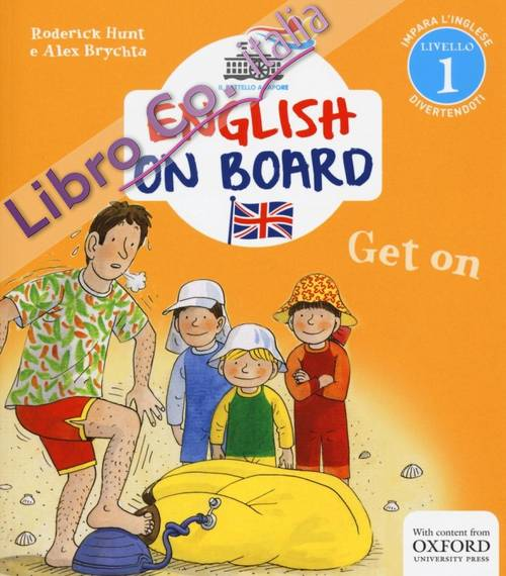 Get on. English on board. Vol. 2.