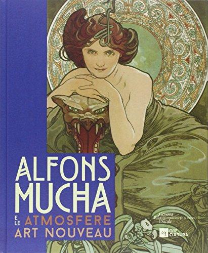 Alfons Mucha e le Atmosfere Art Nouveau.