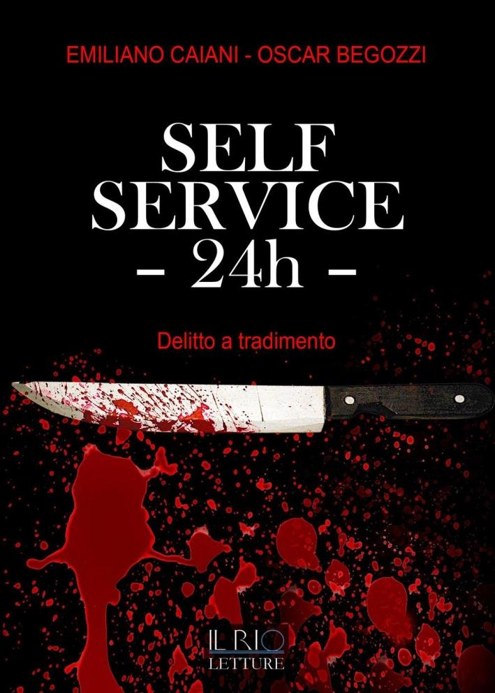 Self service 24th. Delitto a tradimento.