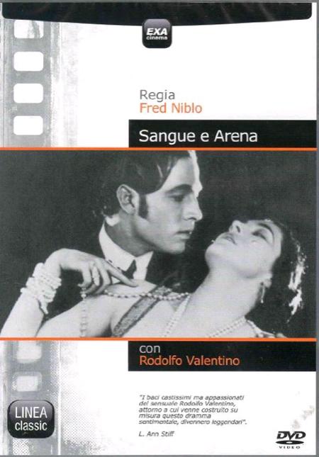 Sangue e Arena. DVD.