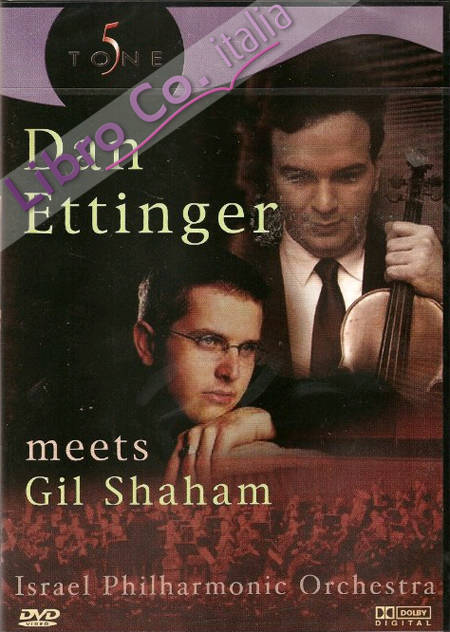 Dan Ettinger Meets Gil Shaham DVD