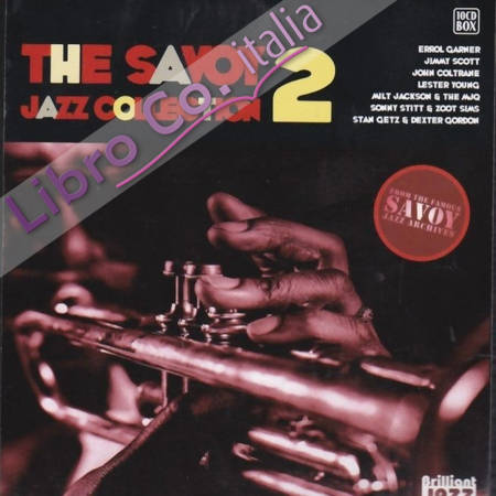 The Savoy Jazz Collection - Vol.2 - 10 CD.