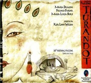 Giacomo Puccini. Turandot DVD & Documentario Festival Puccini.