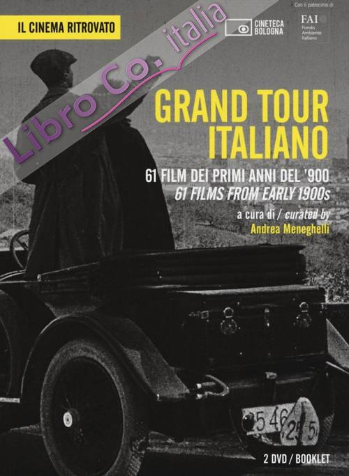 Cento anni fa. Viaggi in Italia. 2 DVD. Con libro.