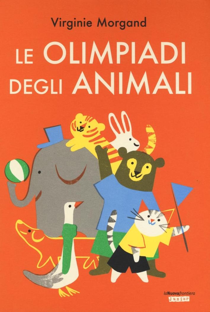 Le Olimpiadi degli animali.