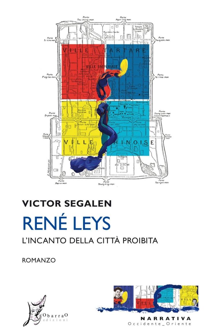 René Leys i misteri della città proibita.