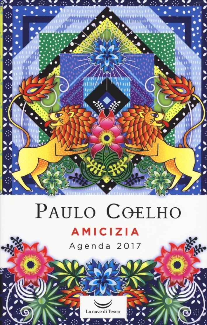 Amicizia. Agenda 2017.