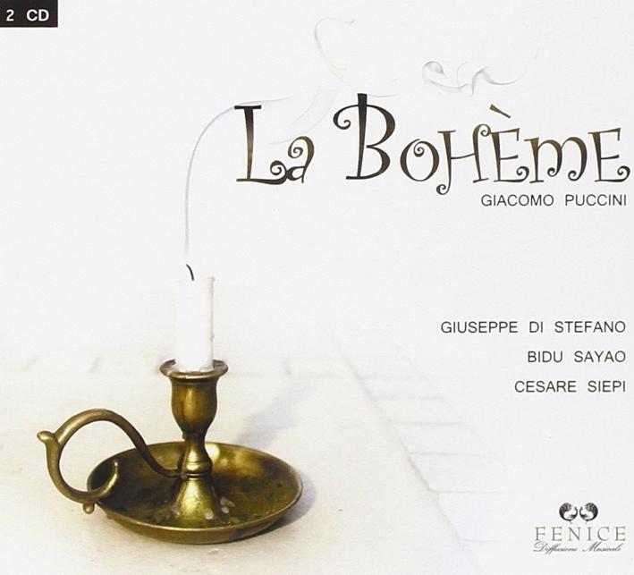 La Boheme. Giacomo Puccini. 2CD