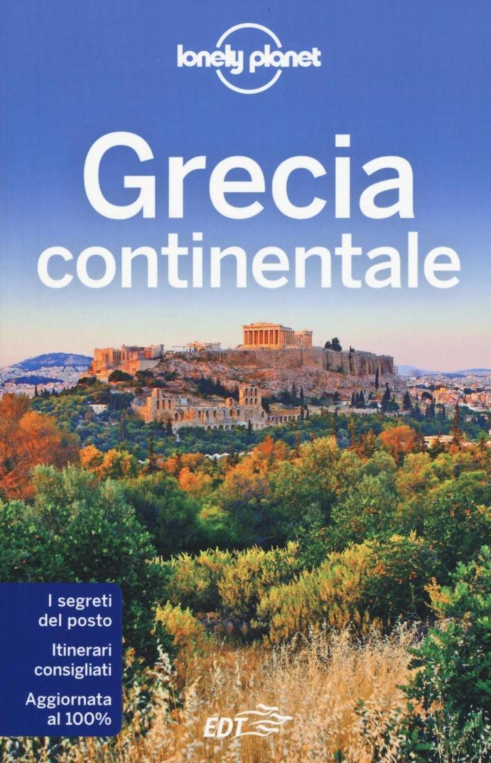 Grecia continentale.