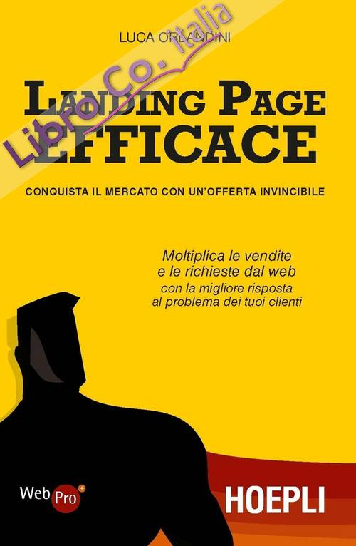 Landing page effiace.