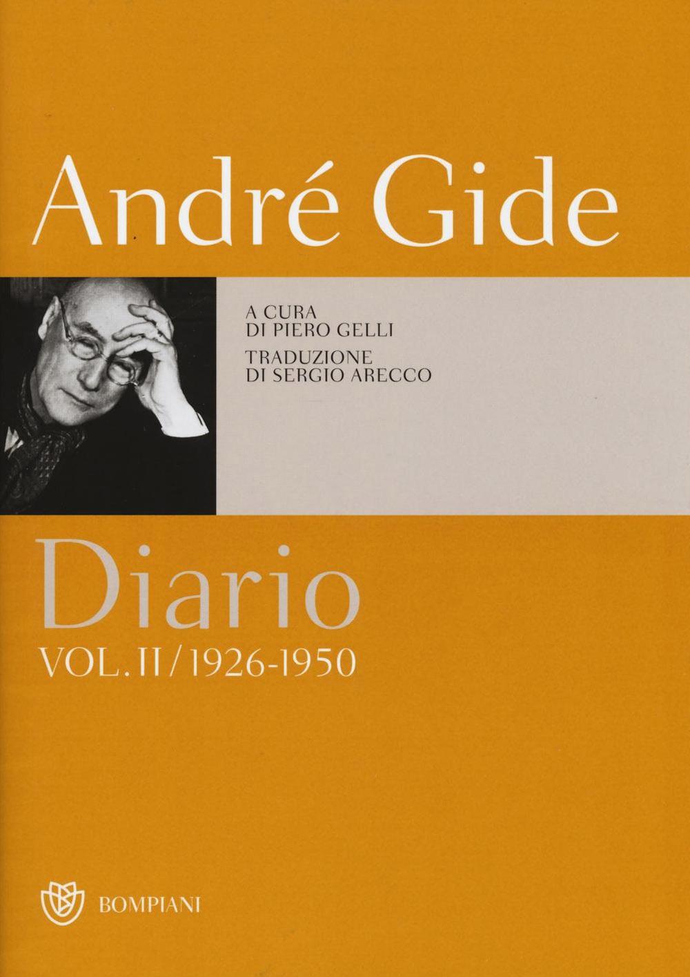 Diario. Vol. 2. 1926-1950.