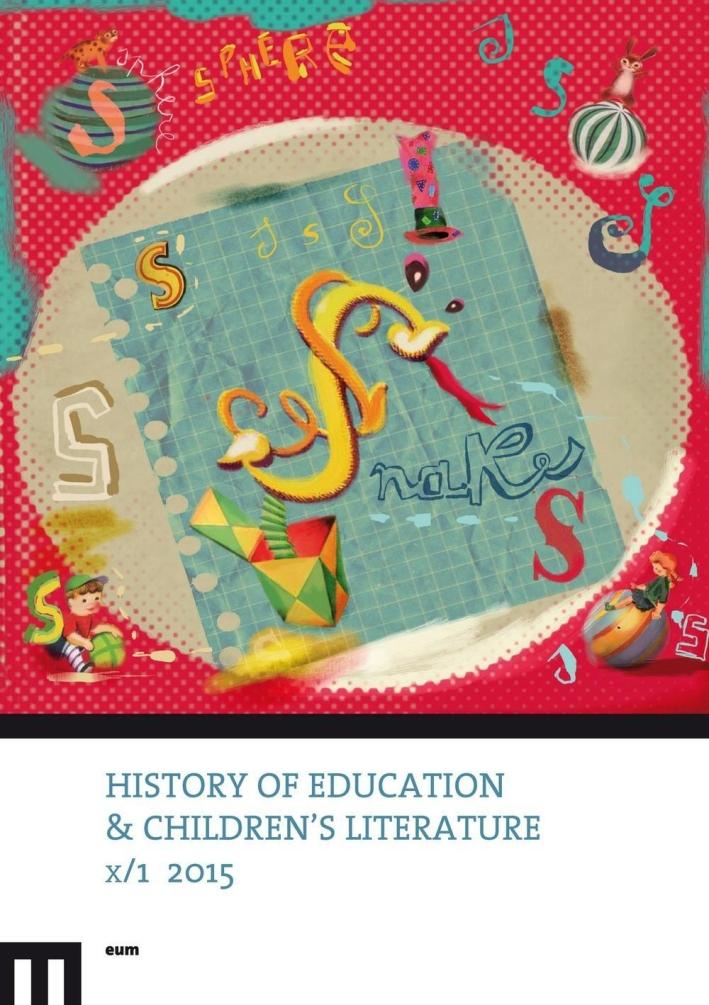History of education & children's literature (2015). Ediz. inglese e spagnola. Vol. 1.