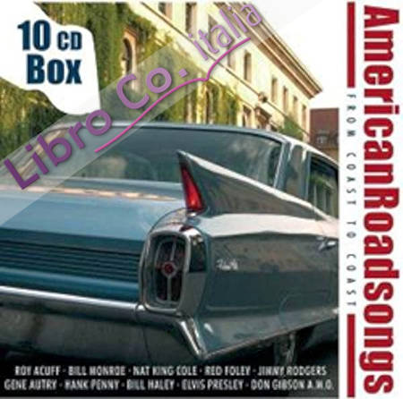 American Roadsongs - 10 CD Box.