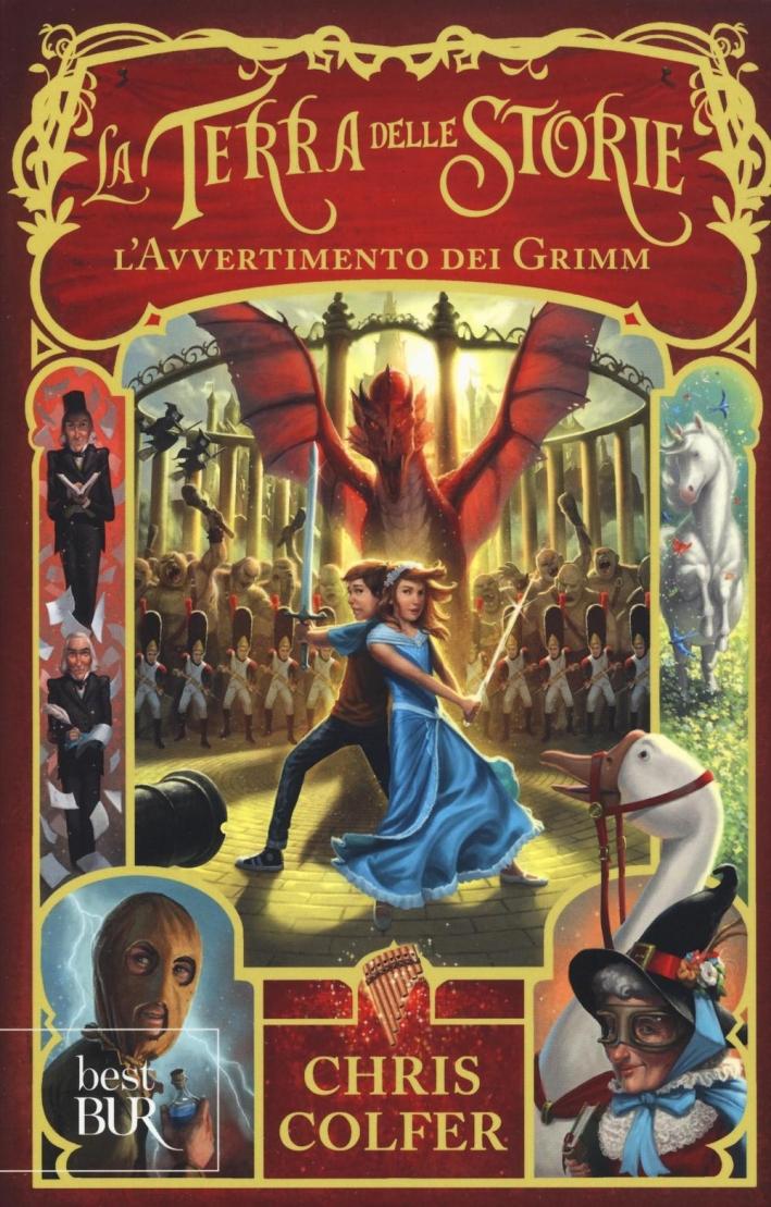 L'avvertimento dei Grimm. La terra delle storie.