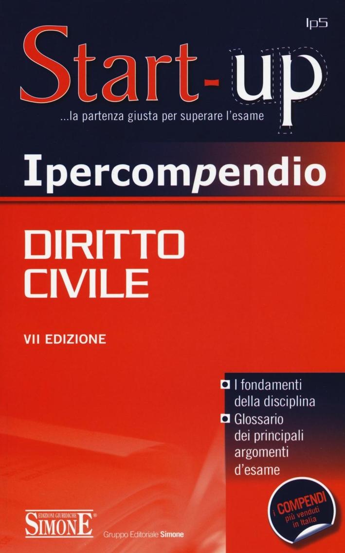 Ipercompendio diritto civile.