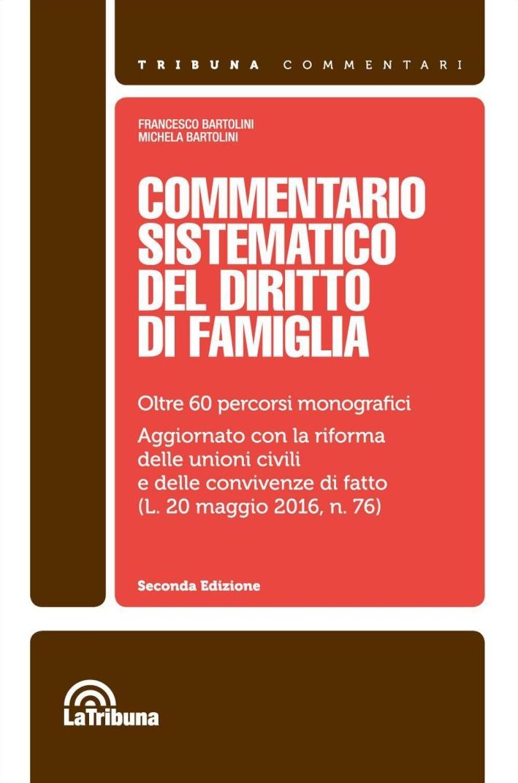 Commentario sistematico del diritto di famiglia.