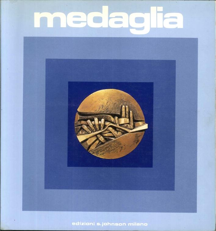 Medaglia. Anno XV. numero 22 - 1987.