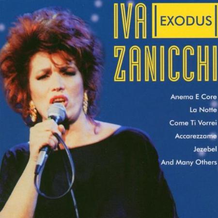 Iva Zanicchi. Exodus CD.