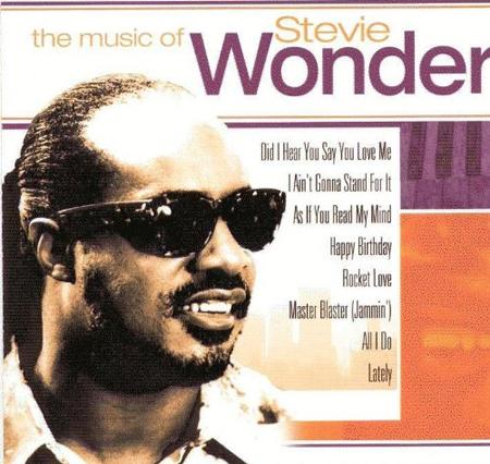 The Music of Stevie Wonder.