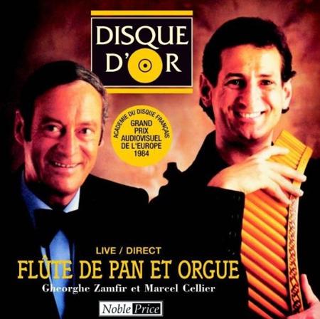 Live/direct Flute De Pan. CD.