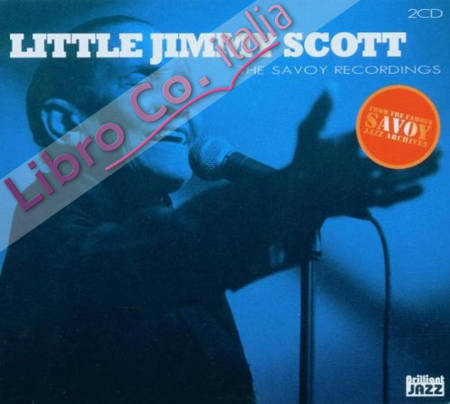 Little Jimmy Scott. The Recordings. 2CD.