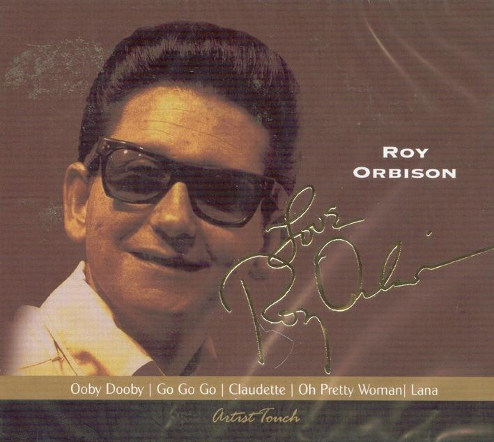 Roy Orbison. Artist Touch. CD.