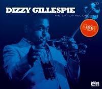 Dizzy Gillespie. The Savoy Recordings 2 CD.