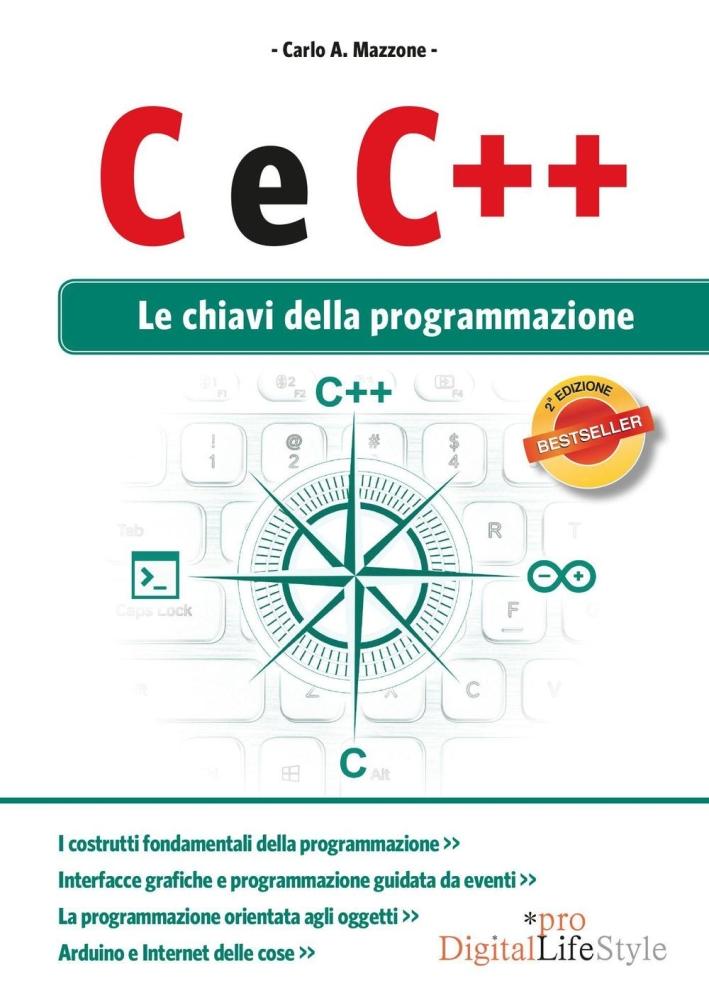 C e C++ CHIAVI DELLA PROGRAMMAZIONE.